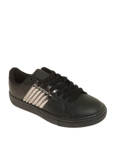 Paris Hilton Paris Hilton Siyah Kadın Koşu Ayakkabısı PH01 16K  Siyah